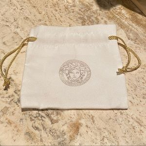 GIANNI VERSACE MEDUSA Vintage Gold Bag! Cuff